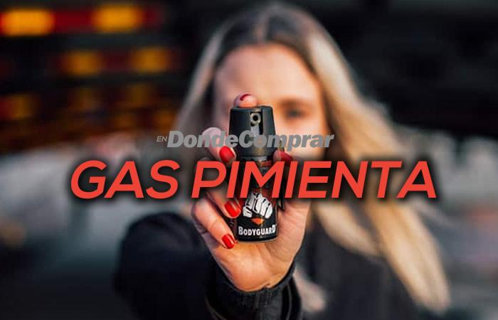 DONDE COMPRAR GAS PIMIENTA
