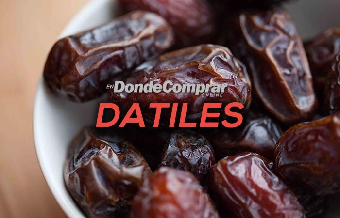 EN DONDE COMPRAR DATILES