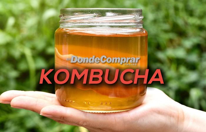 EN DONDE COMPRAR KOMBUCHA
