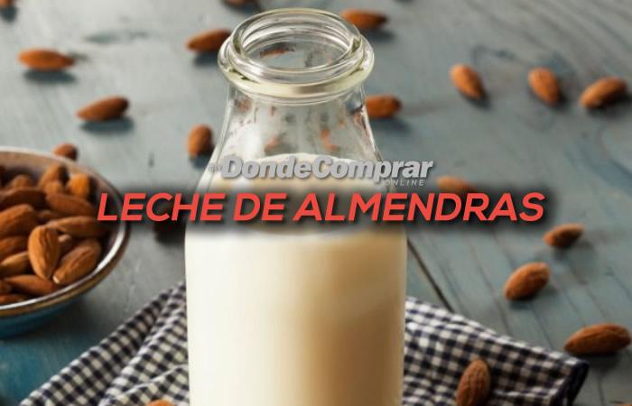 DONDE COMPRAR LECHE DE ALMENDRAS